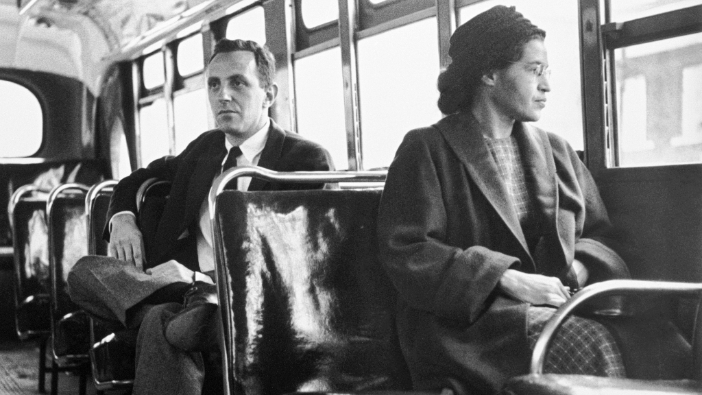 Someone Great To Talk About: Rosa Parks
